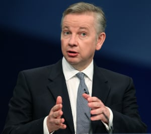 Michael Gove wielded a 'lethal stiletto'.