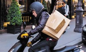 Busy work ... Kristen Stewart in Personal Shopper