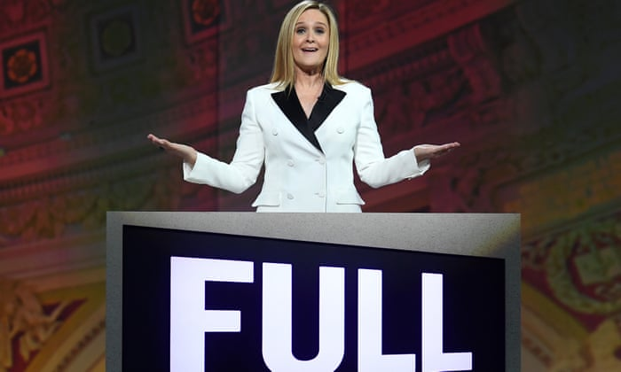 Samantha Bee The New Heroine Of American Political Satire