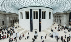 The museum is set for a multi-million pound renovation under Fischer's directorship.