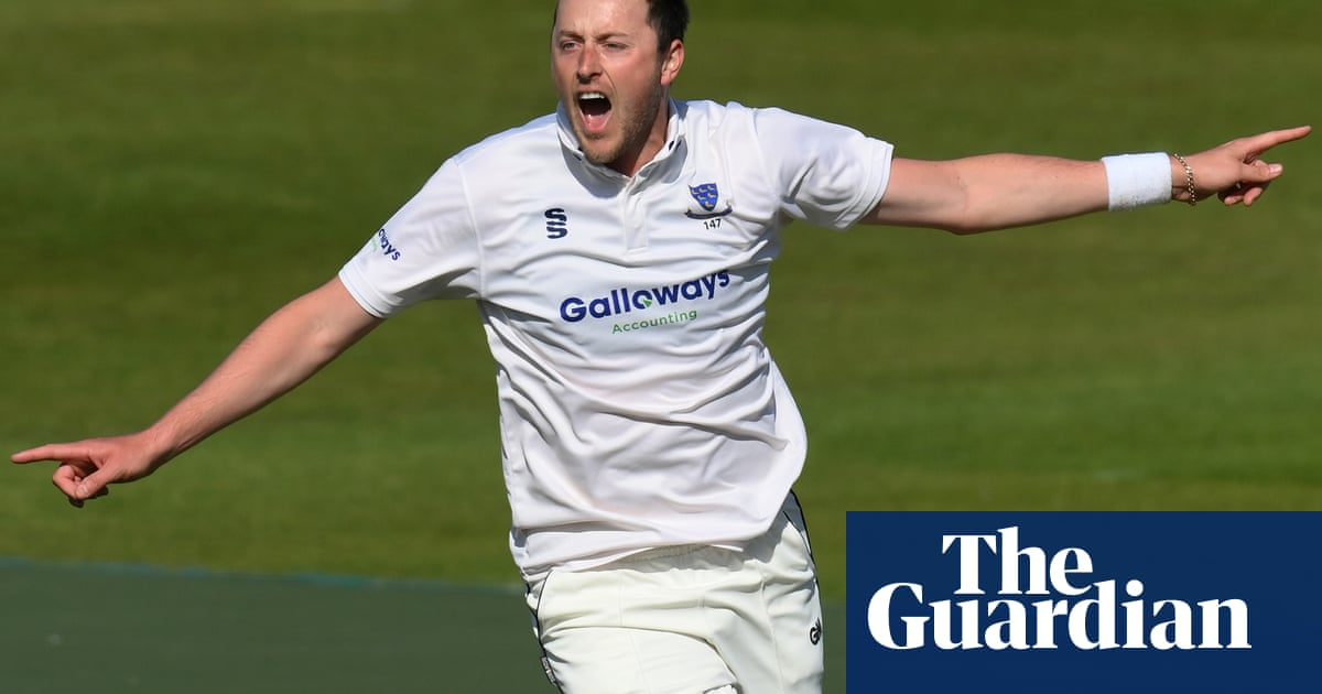 England's Ollie Robinson pledges to 'get in New Zealand faces' in first Test