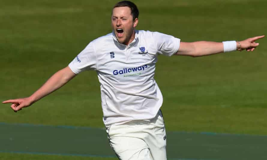 Ollie Robinson is hoping to make his England Test debut on Wednesday