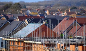 England needs 3m new social homes by 2040, says cross-party