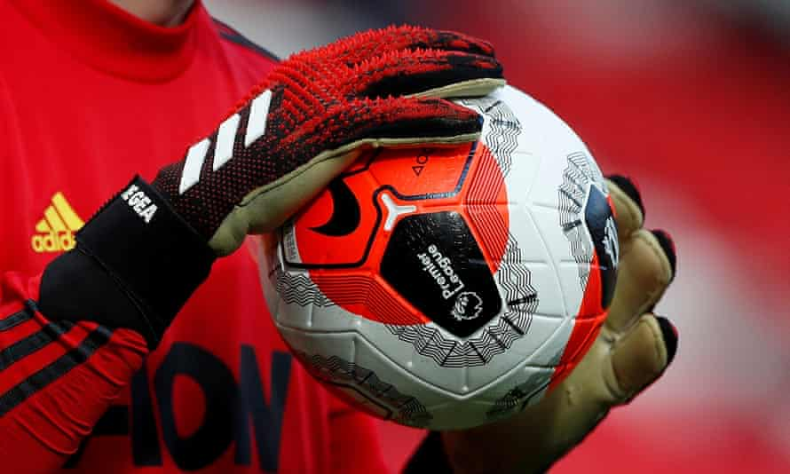 The Premier League has allowed clubs to extend contracts of players whose deals are expiring in the short term.
