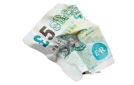 From 5 May, paper £5 notes will not be legal tender.
