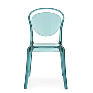 Parisienne stackable dining chair from Calligaris