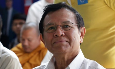 Cambodia's government has not explained allegations of treason against opposition leader Kem Sokha.