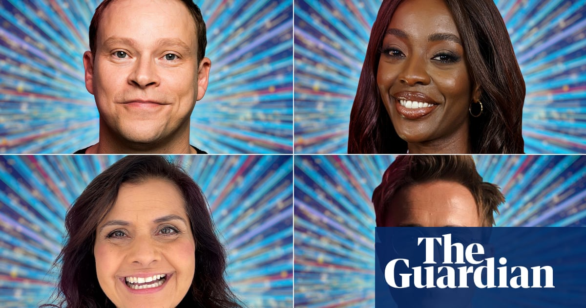 Strictly Come Dancing 2021: the contestants – ranked