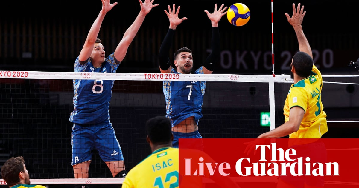Tokyo Olympics 2020: Magic Monday for Team GB, volleyball and more – live!