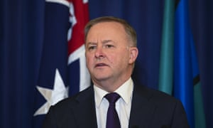 Anthony Albanese told the Labor caucus on Thursday that he believes in a broader definition of aspiration than the Coalition.