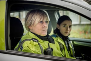 Flawed, honest characters … Sarah Lancashire and Charlie Murphy in Happy Valley.