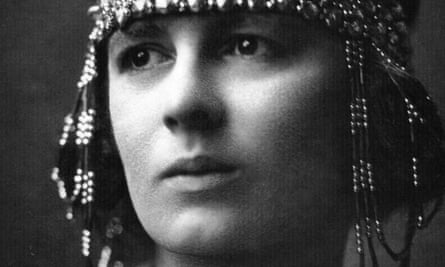 Rebecca West, photographed in 1925.