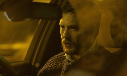 Tom Hardy as Mark in Locke