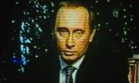 Vladimir Putin in 3OHA.