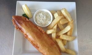 John Long's Fish and Chip