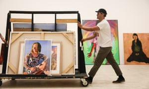 Each year of the Archibald prize competition, there are the realists and the expressionists, the self-portraits and the other artist portraits, and the outsiders.