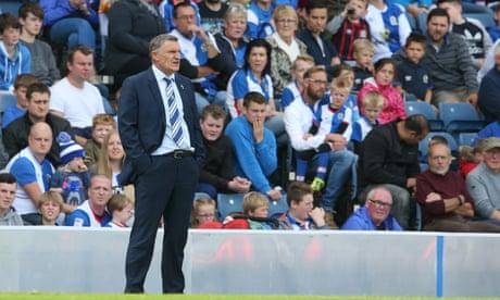 Football League in focus: Tony Mowbray bemoans Blackburn's sinking feeling | Jeremy Alexander