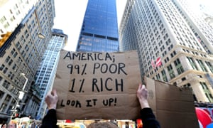 Demonstrators gather in Zuccotti Park to voice and discuss their frustration with the economy and Wall Street in 2011.