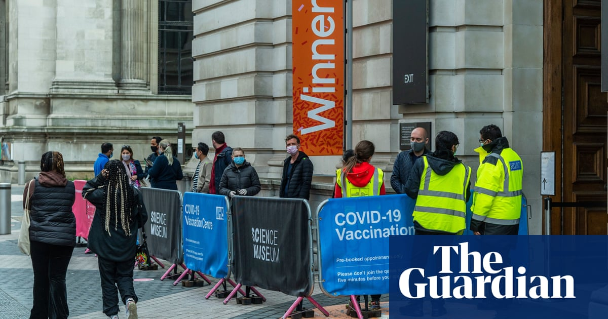 96% of Britons develop antibodies after one Covid jab, study finds
