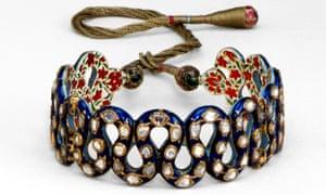 Rajasthan bracelet at V& show