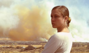A still from Black Mirror, which features Chloë Sevigny.