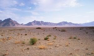 Kavir-e Lut Desert