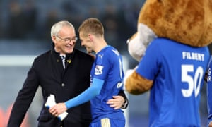 Claudio Ranieri says he is enjoying life as Leicester City manager and wants to remain at the club for several years.