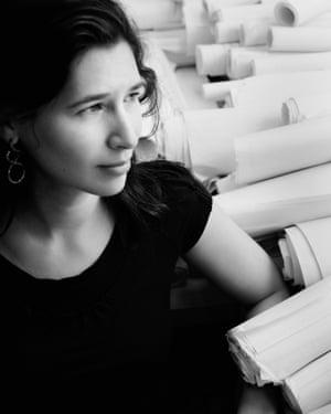 Author Idra Novey