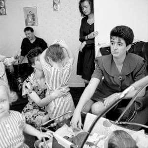 Ken Grant Family Christening, Norris Green, Liverpool, 1989