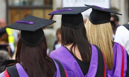 University graduates.