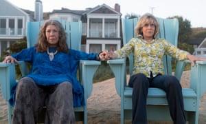 'SpLily Tomlin, left, and Jane Fonda in Grace And Frankie.