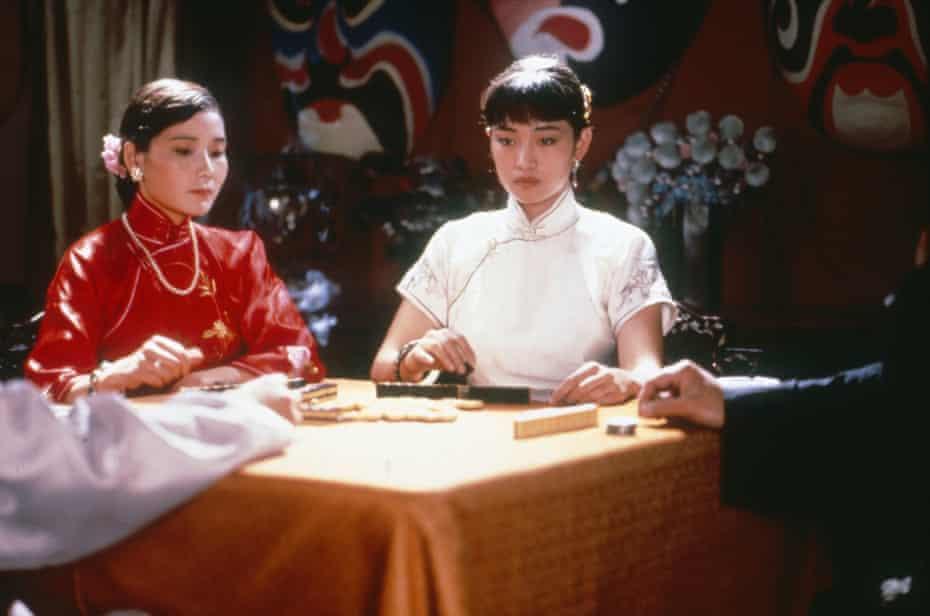 Zhang Yimou's Raise the Red Lantern.