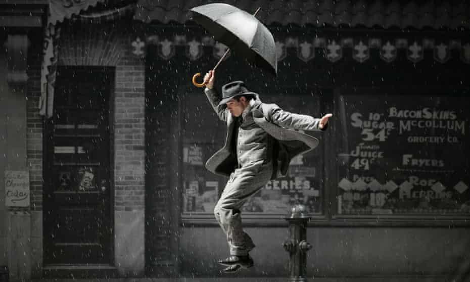Singin' in the Rain at the Théâtre du Châtelet in Paris