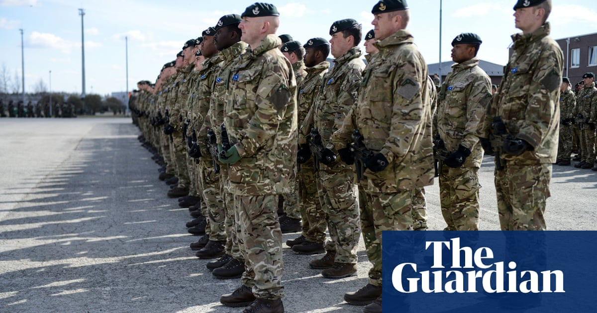 Foreign Nationals To Be Allowed To Join British Army UK