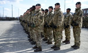 Foreign nationals to be allowed to join British army | UK