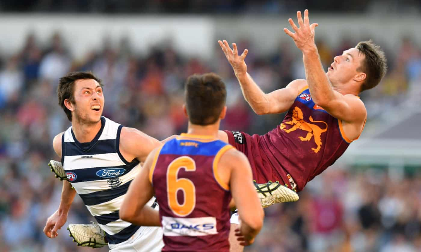 Brisbane Lions light up an AFL round for the ages