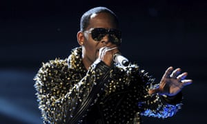 'It's too late' ... R Kelly responds to the campaign to discourage people from promoting and consuming his music following multiple allegations of sexual misconduct.