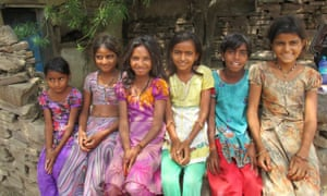 India has the world's largest number of out-of-school girls and the highest number of child marriages.