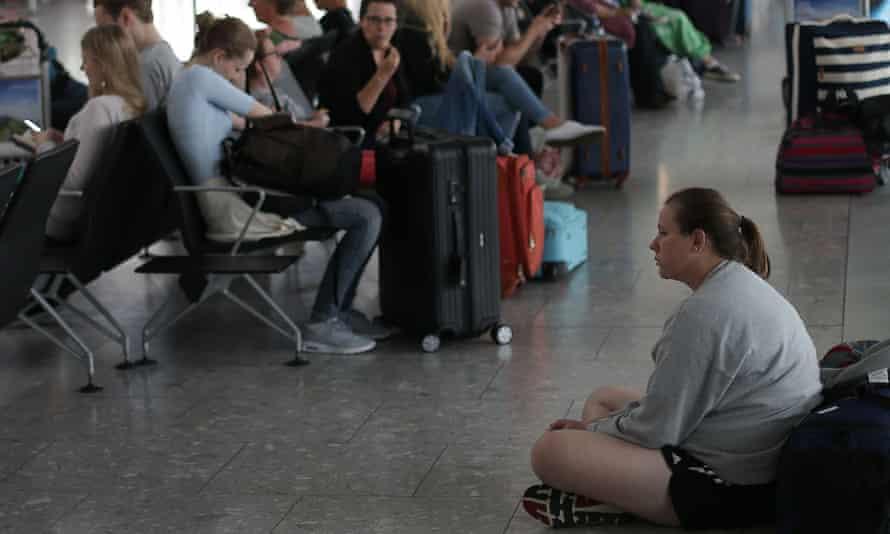 Passenger affected by British Airways IT meltdown at Heathrow Terminal 5
