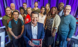 Bill Turnbull and the Think Tank.