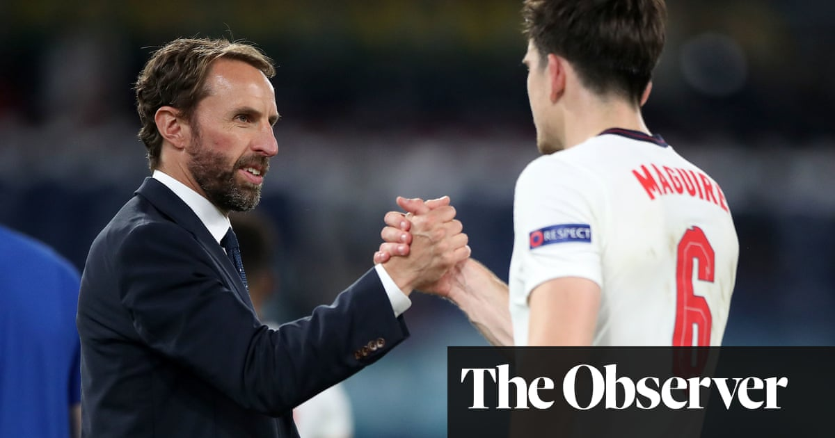Gareth Southgate says 'painful nights' helped put England on road to success