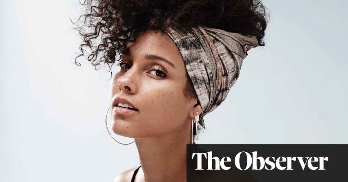 deb9c77dc Alicia Keys: 'I want to make sure all the issues about race are addressed'