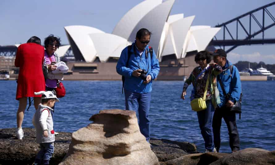 Spending by Chinese tourists rose 43% in the 12 months to September, compared with the previous year, says Tourism Research Australia.