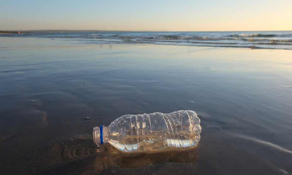 Plastic water bottles are derived from crude oil and take thousands of years to break down in landfill. Choose stainless steel bottles with silicon lids.