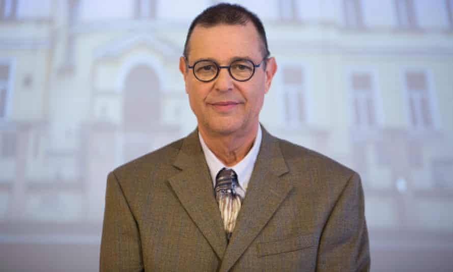 Professor Daniel Blatman