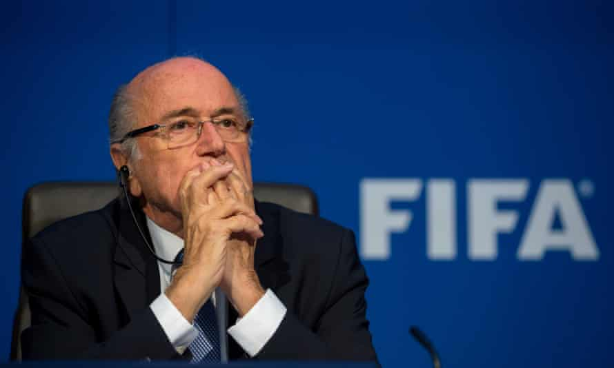 The revelation that Sepp Blatter is still being paid to run Fifa was further proof of the organisation's capacity to hog the headlines.