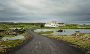 Yrsa Sigurðardóttir's Legacy investigates murder in rural Iceland. Photograph: Alamy