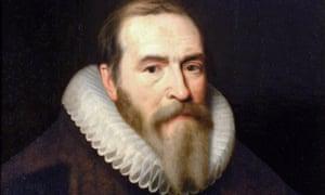 A portrait of Johan van Oldenbarnevelt by Michiel Jansz van Miereveld
