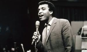 Kenny Lynch in 1965.