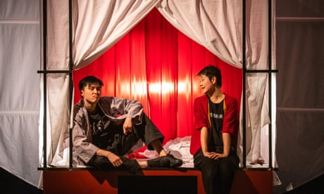 Strange Tales review – hi-tech theatre meets ancient Chinese storytelling